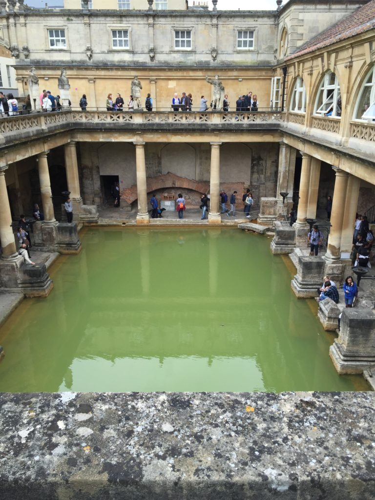 Bath, United Kingdom. 6/10, dirty bathwater, experienced while much too hungover, need to go back when I can open my eyes