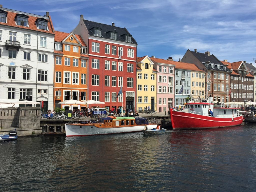 Copenhagen, Denmark, 9.8/10. Water is warmer than you think, energy is amazing, scared to go in the winter